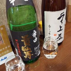 日本酒は外せない/辛口 焼き鳥のあと~ やっぱり辛口日本酒!! …
