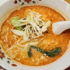タンタン麺/長崎ちゃんぽん 久しぶり中央軒🍜 チャンポン 担々麺 ど…(2枚目)