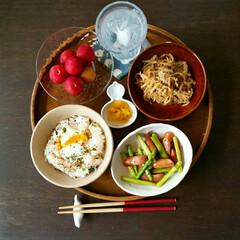 お昼ごはん 今日の娘のお昼ごはん(^^)