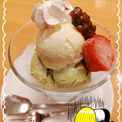 ランチ/別腹/デザートは必須/お肉/ステーキハウス ステーキハウスでランチ💓(๑¯︶¯๑)🎶…(2枚目)