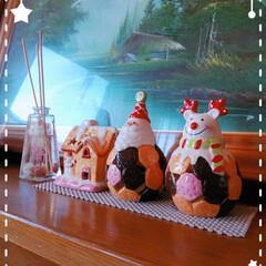 タピオカ/クリスマス/100均/雑貨/住まい/おすすめアイテム/... うちのクリスマス🎄✨ 昨年買ったものを玄…