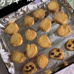 LIMIAファン/フォロー大歓迎/おやつ作り/手作りクッキー/節約 今日、朝からクッキー焼きました。  美味…