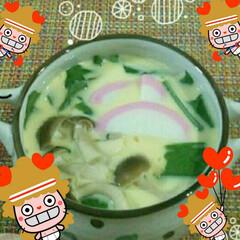麺つゆ・使用/茶碗蒸し 大好き٩(Ü*)❤・茶碗蒸し・ 何だか …