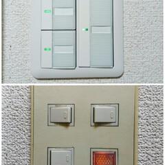 スイッチ 築年数経つほどスイッチ変えるだけで部屋の…