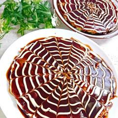 豚たま/お好み焼き/お昼ごはん/おうちごはん/ランチ お昼ごはんに お好み焼きドーンと作りまし…