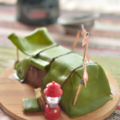 LIMIA手作りし隊/LIMIAごはんクラブ/お菓子作り/夫の誕生日/キャラケーキ/誕生日ケーキ/... 夫のバースデーケーキ、 愛用しているノル…(3枚目)
