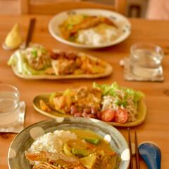 LIMIAごはんクラブ/料理好き/アジアごはん/二人暮らし/暮らし/冬の食卓/... 我が家の寒さ対策の一つ、 ニンニクや生姜…(3枚目)