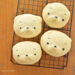 パン作り/LIMIA手作りし隊/LIMIAごはんクラブ/パン/暮らし わんこパン焼きました♪ パンは作る楽しさ…