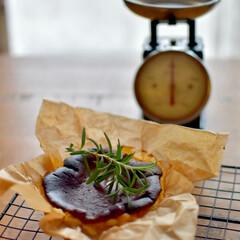 おうちカフェ/男の料理/マイブーム/チーズケーキ/ケーキ作り/手作りおやつ/... 夫がもともと好物だったチーズケーキにハマ…