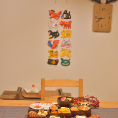 晩ごはん/おせち料理/お節/お正月/お節料理/LIMIAごはんクラブ/... あけましておめでとうございます♪  年末…(2枚目)