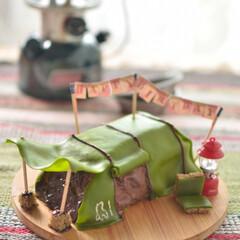 LIMIA手作りし隊/LIMIAごはんクラブ/お菓子作り/夫の誕生日/キャラケーキ/誕生日ケーキ/... 夫のバースデーケーキ、 愛用しているノル…(1枚目)