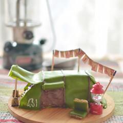LIMIA手作りし隊/LIMIAごはんクラブ/お菓子作り/夫の誕生日/キャラケーキ/誕生日ケーキ/... 夫のバースデーケーキ、 愛用しているノル…(2枚目)