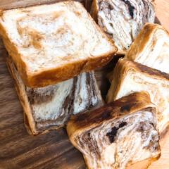 グランマーブル/朝ごはん/暮らし 朝ごはんはグランマーブルのデニッシュパン♡