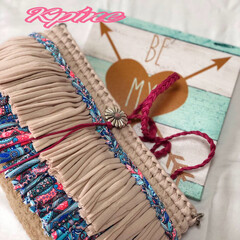 麻紐バッグ/かぎ針編み認定講師/手作り/手編み/おすすめアイテム/フォロー大歓迎/... オーダーのお品‼️