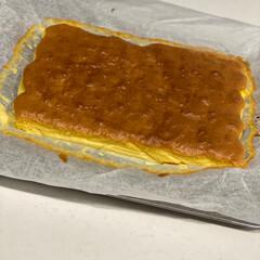 Cuisinart hm-70mr 7-speed電源ハンドミキサー   クイジナート(ジューサー、ミキサー、フードプロセッサー)を使ったクチコミ「♡おうちdeケーキ作り♡  子供達のリク…」