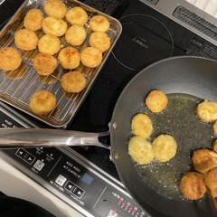 ダイエット/おから/おからパウダー/おからナゲット/高タンパク/糖質制限/... ♡おからナゲット♡  普通のナゲットが食…