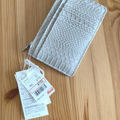 プチプラ高見え/プチプラ雑貨/プチプラアイテム/アベイル購入品/お財布/カード収納/... ♡最近のお財布♡  ミニバッグが多かった…