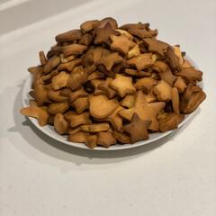 KHS クッキー抜型星 000DL6219 | 貝印(洋菓子型、パン型)を使ったクチコミ「♡おうちde簡単クッキー♡  子供達のお…」