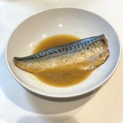 貝印 Cookfile 骨抜き DH-2251   貝印(その他キッチンツール)を使ったクチコミ「♡本日のメイン♡  さばの味噌煮✨ 魚が…」