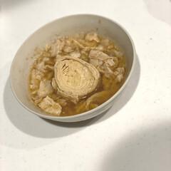 ヤマサ醤油 昆布つゆ白だし500mlパック1本(めんつゆ、そばつゆ)を使ったクチコミ「♡副菜♡  湯葉煮♥️  だしと醤油と砂…」