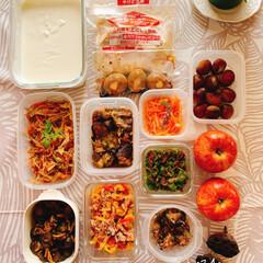 野菜中心のメニュー/LIMIAごはんクラブ/おうちごはん/常備菜/つくおき/作り置きおかず/... 作り置きおかず 頑張ら、副菜ばかりつくり…