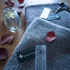 今治タオル コンテックス ヴィータ Imabari Towel Kontex Vita フェイスタオル ブラウン | 今治タオル(タオル)を使ったクチコミ「. 速乾性のある、でも肌当たりも柔らかで…」