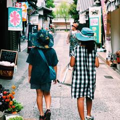 帰省/夏休み/レトロ/美観地区/倉敷/日本の夏/... 夏休み  繁忙期のお盆が終わってから娘と…