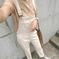 アラフォーママ/アラフォーファッション/アラフォーコーデ/30代コーデ/30代ファッション/コーディネート/... ちょっと前のコーディネートです。 少し前…(2枚目)