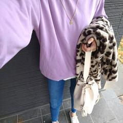 30代コーデ/30代ファッション/長身コーデ/ママコーデ/ママファッション/アラフォーファッション/... 春はやっぱりパステルカラーの洋服が気にな…