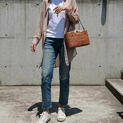 ファッション/アラフォーファッション/アラフォーママ/アラフォー主婦/30代コーデ/30代ファッション/... 先週、アイデア記事にも載せてあるコーディ…(2枚目)