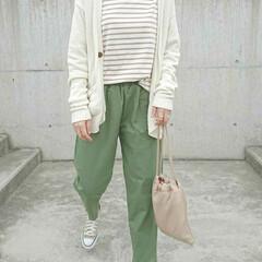 アラフォーファッション/アラフォーコーデ/アラフォーママ/アラフォー主婦/30代コーデ/30代ファッション/... ちょっと前のコーディネートになります。 …(2枚目)
