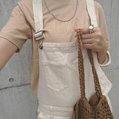 アラフォーママ/アラフォーファッション/アラフォーコーデ/30代コーデ/30代ファッション/コーディネート/... ちょっと前のコーディネートです。 少し前…(3枚目)
