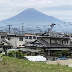 富士山麓/富士山 御無沙汰の富士山🗻です😅  すっかり雪❄…(2枚目)