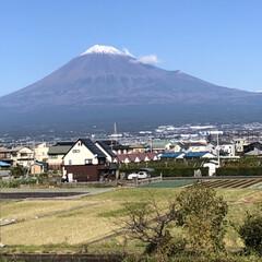 富士山麓/富士山 こんにちは☀️  今日は暖かくて過ごしや…
