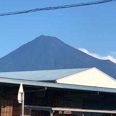 富士山/富士山麓 おはようございます☀  今日の富士山🗻 …