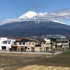 富士山 こんにちは☀️  お昼時の富士山🗻  今…