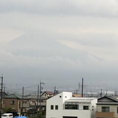 富士山/富士山麓/御無沙汰 こんばんは⭐️ 今日の帰宅時🚌=3に又々…