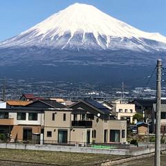 富士山麓/富士山 今日の富士山🗻 久々の富士山🗻の写真🤳撮…
