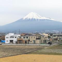 富士山 お昼時の富士山🗻 昨