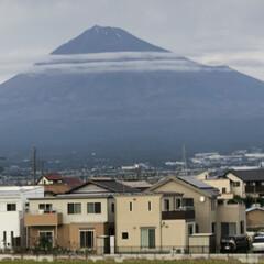 富士山麓/富士山 こんばんは⭐️  先程、出先からの帰宅時…