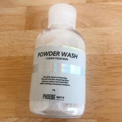 銀 泡立て 洗顔ネット(その他洗顔料)を使ったクチコミ「酵素洗顔などの粉洗顔は後から水を足すと流…」(2枚目)