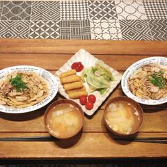 和風パスタ/ケチャップ好き/おうちごはん/簡単/時短レシピ もちもちチーズ揚げと和風パスタ、スープに…