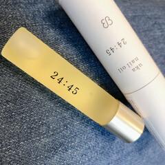 ウカネイルオイル ゴホンセット 5ml×5本(その他ネイル)を使ったクチコミ「ウカのネイルオイル!わたしは24:45を…」