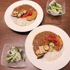 金印 純性ごま油 200g   かどや製油(ごま油)を使ったクチコミ「スティック野菜即席和え。軽く塩して水気と…」(2枚目)