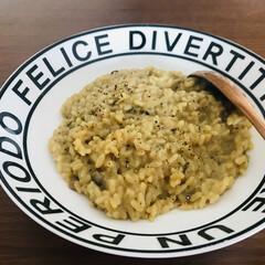おうちご飯/時短/レトルト/簡単ご飯/無印良品 こちらは無印良品さんのポルチーニだったか…