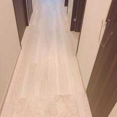 掃除/収納/生活の知恵/こそうじ/玄関/廊下/... 玄関や廊下にはマット以外置かない! スリ…