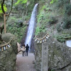 岐阜/養老の滝/中部地方/おでかけワンショット ゴールデンウィークは岐阜旅行で養老の滝に…