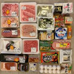 冷凍保存/1週間1万円/おうちごはん/わたしのごはん/夕飯/買い物/... 《7/9の買い出し》  先週の買い出しは…(2枚目)