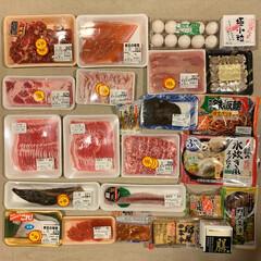 レシピ/1週間1万円/買い物/夕飯/メニュー/おうちごはん 《10/8〜14の買い出し》  10/8…(2枚目)