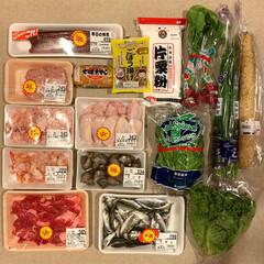 冷凍保存/1週間1万円/買い物/夕飯/おうちごはん/節約/... 《8/20〜26の買い出し&夕飯》 午前…(2枚目)